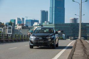 Toyota Vios Tân Cảng Sài Gòn